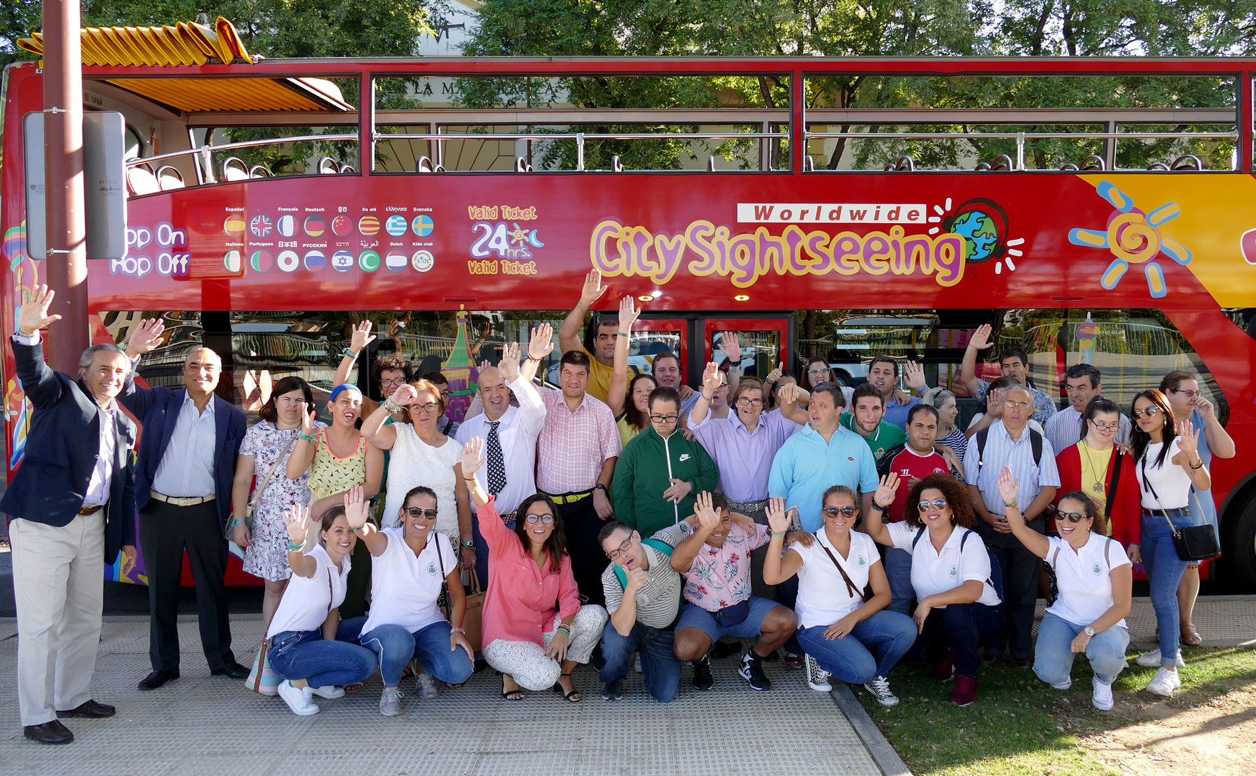 city sightseeing sevilla tour hdad rocio triana